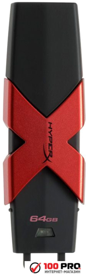 USB Flash Kingston HyperX Savage 64GB [HXS3/64GB]