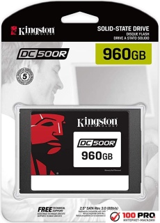SSD Kingston DC500R 960GB SEDC500R/960G