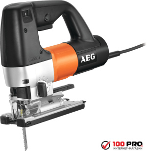 Электролобзик AEG Powertools STEP 1200 BX