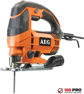 Электролобзик AEG Powertools Step 100 4935451001