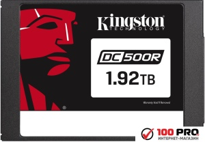 SSD Kingston DC500R 1.92TB SEDC500R/1920G