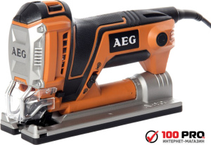 Электролобзик AEG Powertools PST 500 X